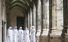 El monasterio de la Trinidad recobra la vida