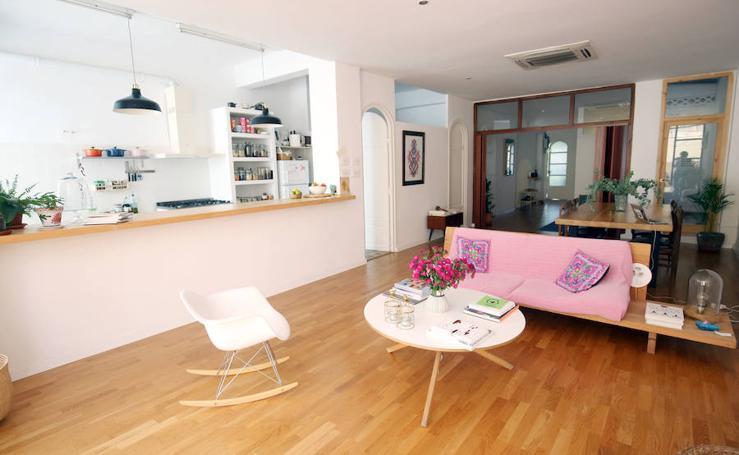 La casa de Natalia Restrepo, un refugio en pleno centro