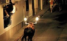 Muere un hombre embestido por el toro embolado en Jérica