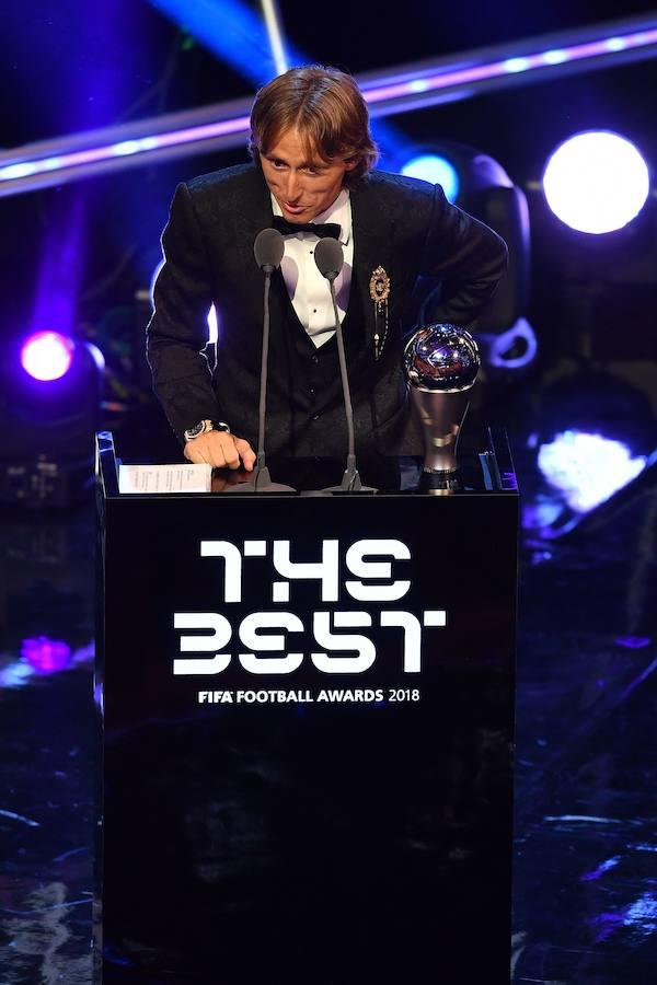 Las mejores imágenes de la gala 'The Best'