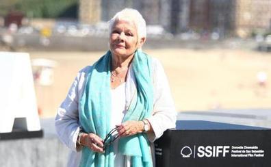 Judi Dench: «Nunca se debe perder el entusiasmo»