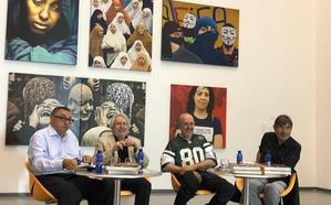 Antoni Miró, sobre las esculturas sexuales en la Marina: «Mostramos cosas naturales»