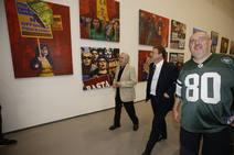 El Consell gasta 110.000 euros en una muestra con esteladas y contra la policía