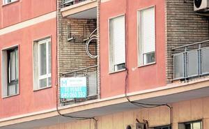 El Consell multará a los grandes propietarios y bancos que no alquilen sus viviendas vacías
