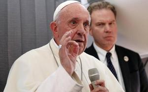 Francisco aclara que «a los obispos chinos los nombrará el Papa»