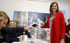 Sandra Gómez se presenta a las primarias para que el PSPV «lidere Valencia»