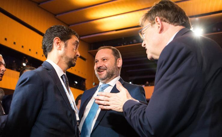 Políticos y empresarios impulsan el Corredor Mediterráneo