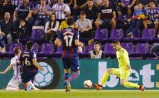 Vídeos: Todos los goles del partido del Levante UD en Valladolid