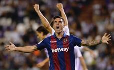 Todos los vídeos del Valladolid - Levante UD
