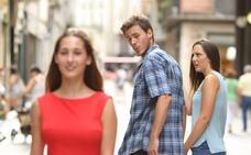 El meme infiel