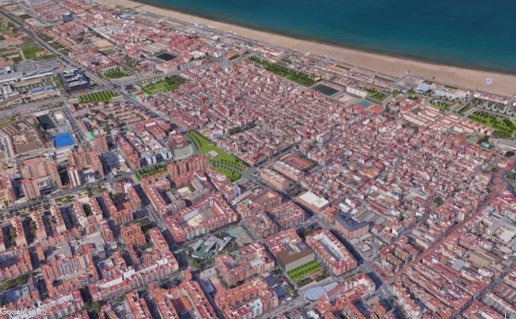 Nuevo Plan Especial del Cabanyal-Canyamelar y su entorno urbano