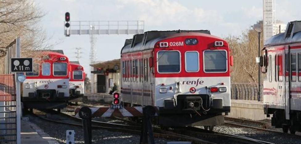 Fomento ampliará los trenes de Cercanías de Valencia a Vinaròs en noviembre