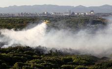 Las torres contra incendios de El Saler adjudicadas en abril aún no tienen la autorización