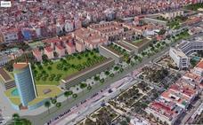 Blasco Ibáñez terminará en una gran plaza ajardinada en el Cabanyal