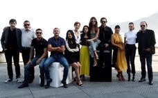 Enrique Urbizu plantea en 'Gigantes' un mundo masculino que se resquebraja