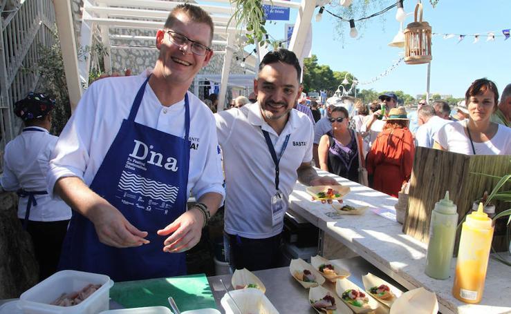 Arranca el fin de semana más gastronómico en Dénia