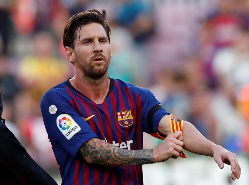 Messi: «No podemos encajar en todos los partidos»