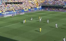 Resumen del Villarreal 0-1 Real Valladolid