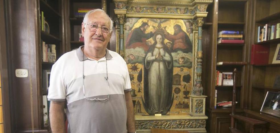 Fernando Bonilla, el guardián de la Catedral