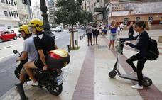 La nueva ordenanza: por dónde podrán circular o no los patinetes y bicis en Valencia