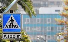 Los accidentes en la avenida del Cid de Valencia crecieron un 62% durante el verano