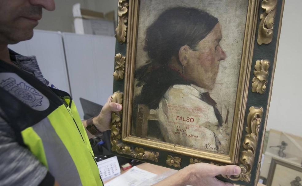 Las Falsificaciones De Obras De Arte Se Disparan Estos Son Los Trucos De Los Delincuentes Y De Los Policías Para Cazarlos Las Provincias