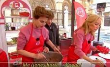 Las chispas entre Carmen Lomana y Antonia Dell'Atte saltan en las cocinas de 'MasterChef Celebrity'