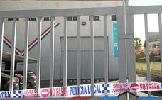 Cuatro operarios sufren amputaciones al ser aplastados por una prensa hidráulica