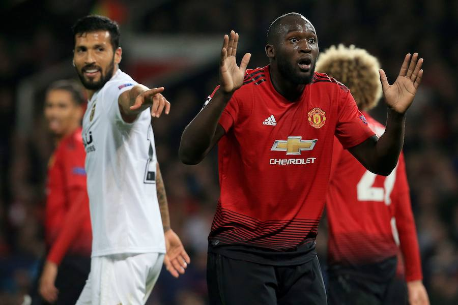 Fotos del Manchester United - Valencia CF