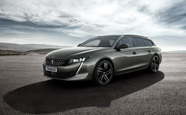 Peugeot 508 SW First Edition, un familiar de primera