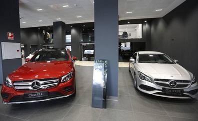 Mercedes-Benz primará hasta 10.000 euros y BMW hasta 6.000 por cambio coche
