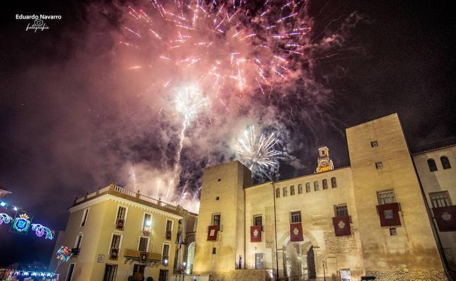 Arranquen les Festes Patronals i de Moros i Cristians 2018 d'Albaida