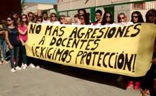 Clamor ante la violencia contra profesores en el colegio La Pinaeta de Sagunto
