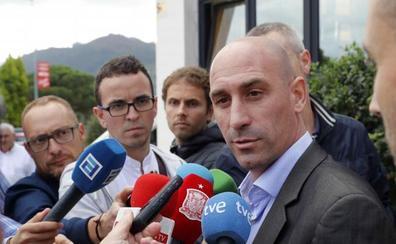 La Federación quiere negociar otro convenio con LaLiga