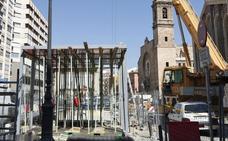 Ribó tiene aún el 72% de las obras de Valencia por completar a tres meses de acabar el año