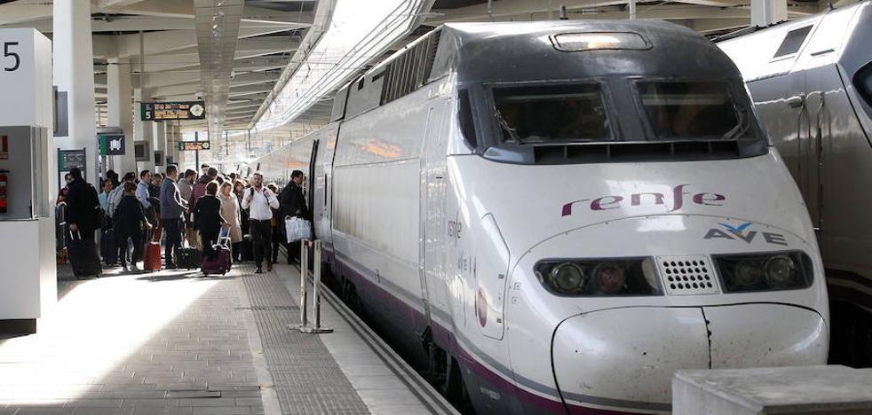 Empresarios y hosteleros lamentan el impacto sobre el turismo de la interrupción del AVE a Castellón