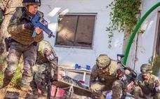 El Ejército se entrena para la guerra en Bétera y Noruega