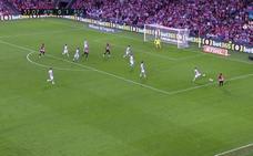 Resumen y goles del Athletic 1-3 Real Sociedad