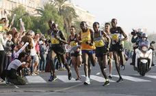 Los favoritos para ganar el Medio Maratón de Valencia 2018