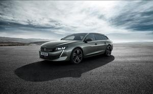 Nace el Peugeot 508 SW First Edition