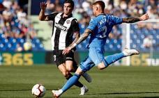 Resumen y goles del Getafe 0-1 Levante
