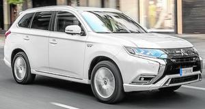 Mitsubishi Outlander PHEV: Más potencia y tecnología