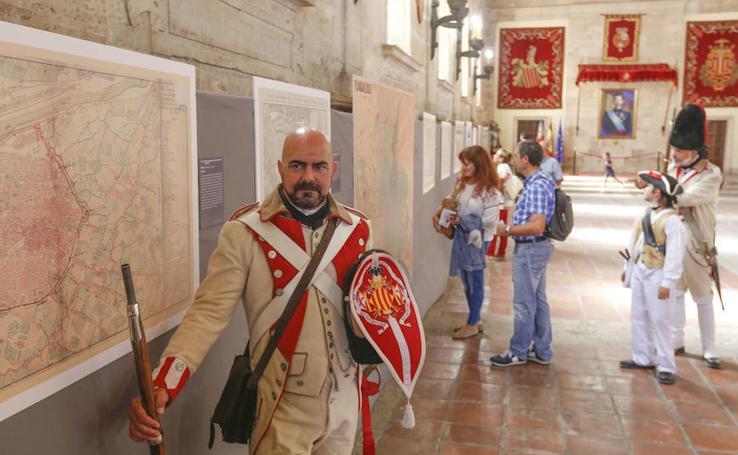 Capitanía General de Valencia celebra una nueva jornada de puertas abiertas del Convento de Santo Domingo