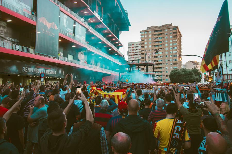 Búscate en el Valencia CF - FC Barcelona