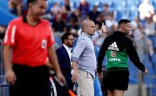 Paco López: «Campaña nos ha dado fluidez y respiro»