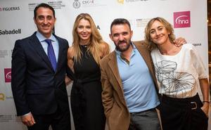 Los arquitectos valencianos celebran su cena anual