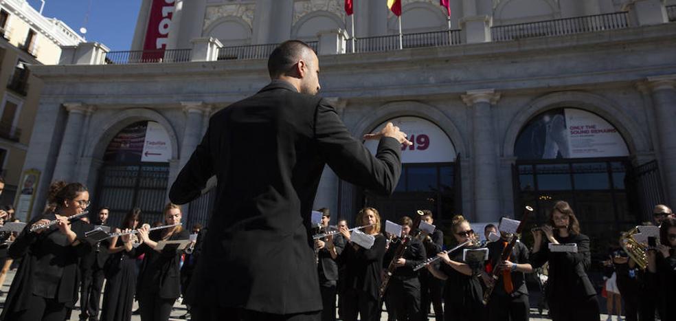 La fundación Conexus celebra en Madrid el 9 d'octubre con un concierto