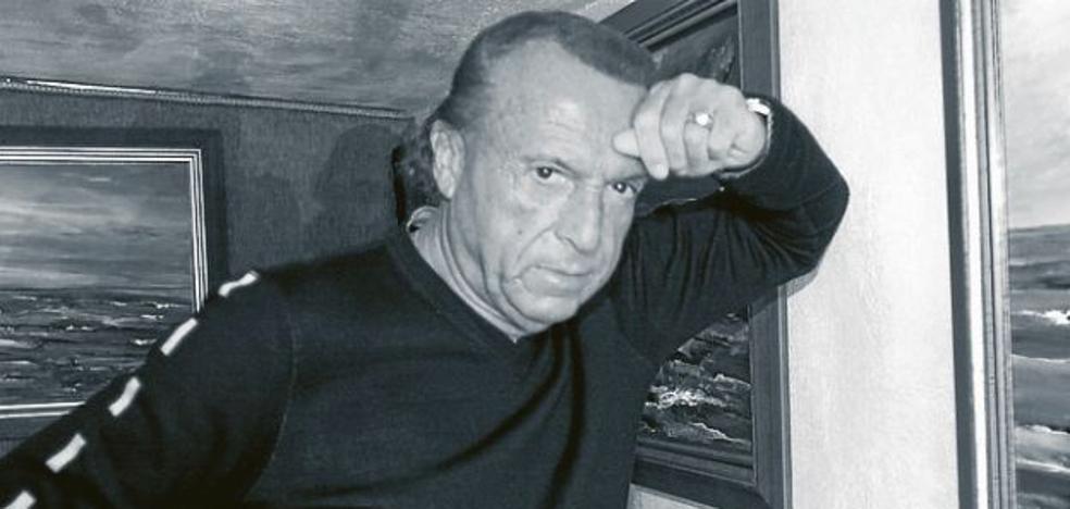 Fallece Manuel Fandos, el árbitro que se entregó a su gran pasión: el arte