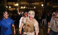 Noche de terror zombie en Burjassot
