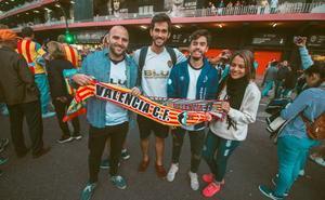¿Has estado en el Valencia-Barça? Búscate